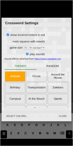 Easy Crosswords  screenshots 3