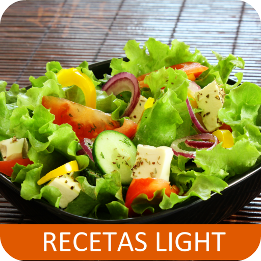 Baixar Recetas light en español gratis sin internet.