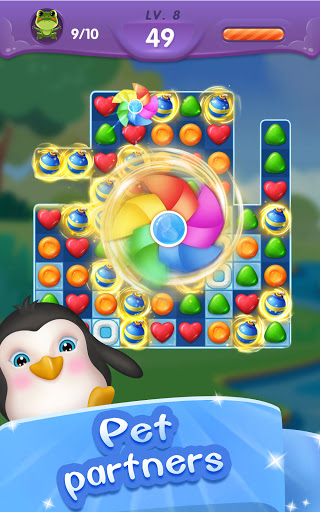 Candy Blast World - Match 3 Puzzle Games 1.0.37 screenshots 10