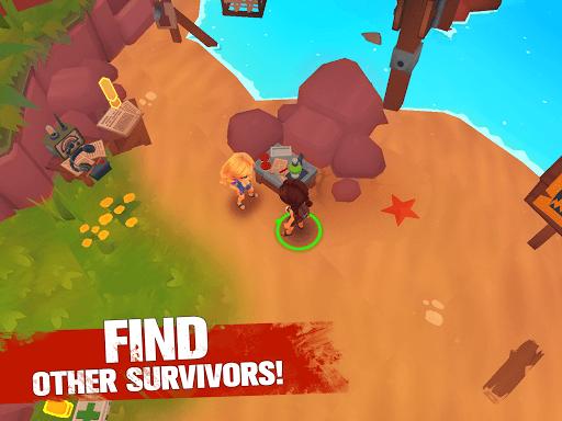 Grand Survival - Ocean Raft Adventure screenshots 15