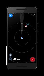 Speed Camera Radar (Light)