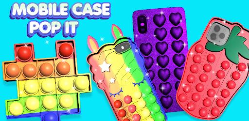 Pop it Fidget Toys 3D Mobile Case 1.0.7 screenshots 1
