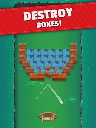 Bouncefield: Arkanoid Bricks Breaker screenshots 8
