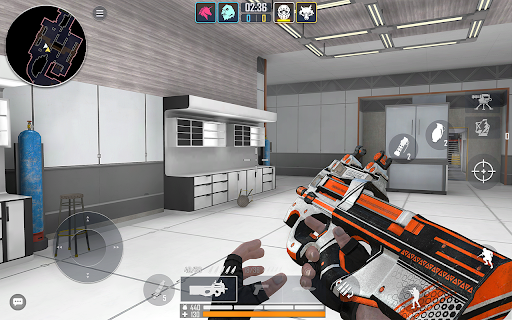 Fire Strike Online - Free Shooter FPS apkpoly screenshots 7