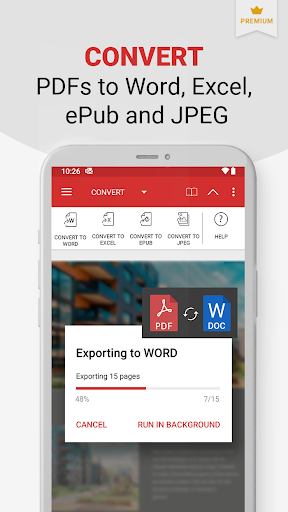 PDF Extra - Scan, View, Fill, Sign, Convert, Edit 6.9.4.985 Screenshots 5
