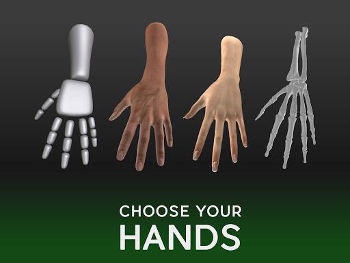Hand Draw 3D Pose Tool FREE 2.18 Screenshots 3