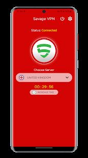Savage VPN - Best Unlimited Free VPN