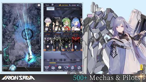 Iron Saga u2013 Battle Mech screenshots 5