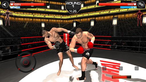 Muay Thai 2 - Fighting Clash 1.08 screenshots 2