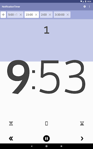 Notification Timer - Countdown 1.5.2 screenshots 10