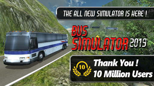 Coach Bus Simulator - Free Bus Games  screenshots 1