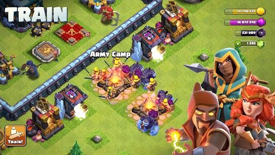 Clash of Clans 14.0.7 Apk 5