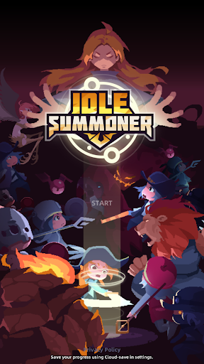 Code Triche Idle Summoner : Grand Battle (Astuce) APK MOD screenshots 4