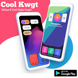 Cool Kwgt Apk 19.0 (Paid) for Android 2