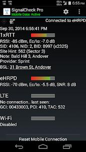 SignalCheck Pro 4.67 Apk 3