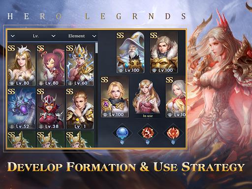 Hero Legends: Summoners Glory  screenshots 12