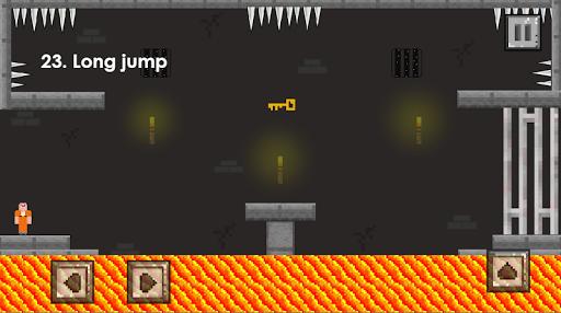 Escaping Noob vs Hacker: one level of Jailbreak apkpoly screenshots 10