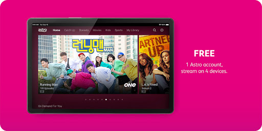 Astro GO - TV Series, Movies, Dramas & Live Sports 2.203.5/AC20.3.5/e8c5770bc3 Screenshots 7
