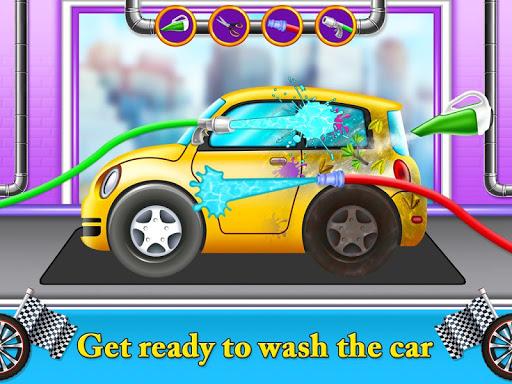 free car wash games screenshot 1
