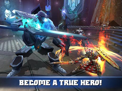Celtic Heroes - 3D MMORPG  screenshots 8