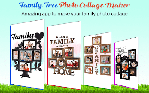 family tree photo collage maker hack