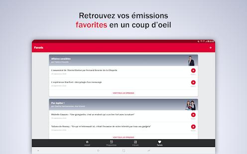 France Inter - radio, podcasts, actu  Screenshots 16