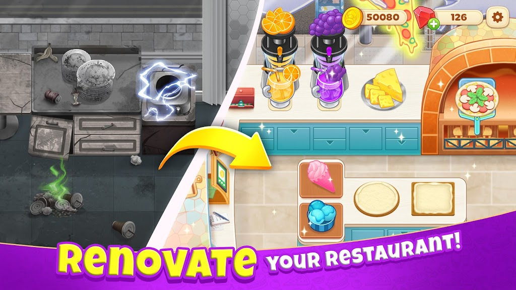 Cooking Diary®: Best Tasty Restaurant & Cafe Game  poster 0