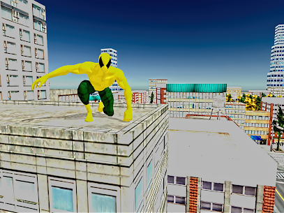 Super Spider City Rescue: Survival Mission Hack for iOS and Android 1