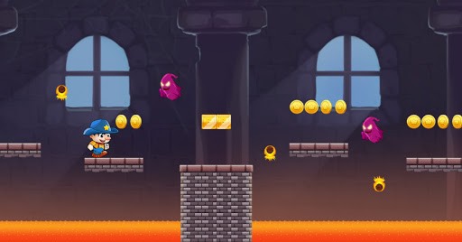 Super Bino Go 2: Free New Jump Adventure Game 1.5.7 Screenshots 6