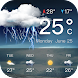 天気予報-正確な天気ライブとウィジェット