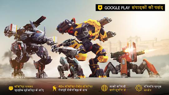War Robots Multiplayer Battles Mod Apk v7.2.0 1