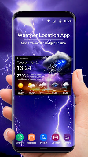 Live Local Weather Forecast 16.6.0.6328_50170 Screenshots 1