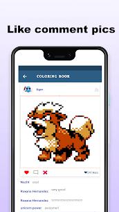 Pokepix Color By Number – Art Pixel Coloring Apk Download 5