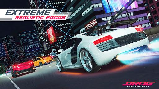 Drag Racing: Underground City Racers apkdebit screenshots 2
