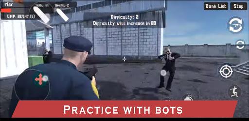 Battle of Agents - Offline Multiplayer Shooting  screenshots 4
