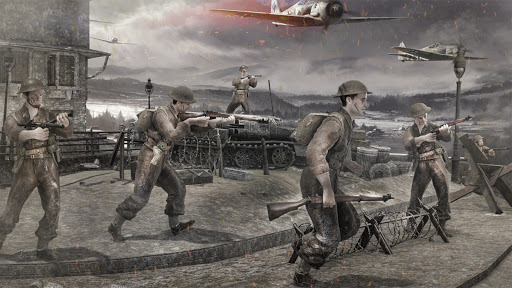 Call Of Courage : WW2 FPS Action Game  Screenshots 5