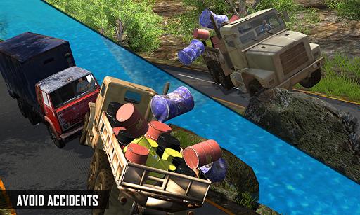 Offroad Cargo Truck Driver: 3D Truck Driving Games 4.6 screenshots 2