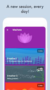 Reverie: 30 day meditation Challenge