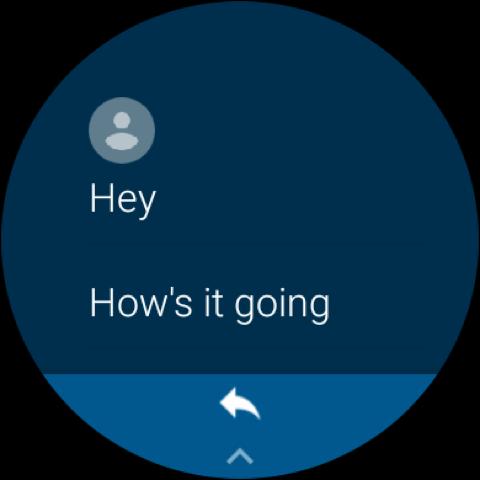 Messages screenshots 11