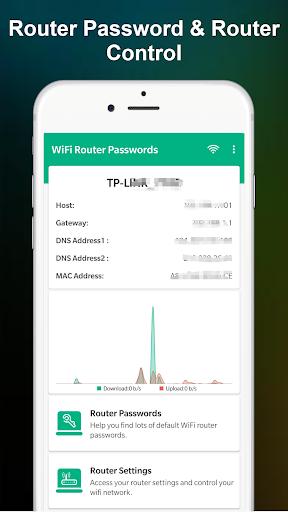 WiFi Router Password - Setup WiFi Password android2mod screenshots 1