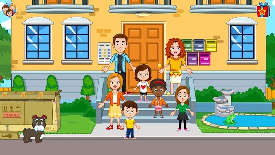 My Town : Best Friends' House Games for Kids Mod Apk 1.19 5