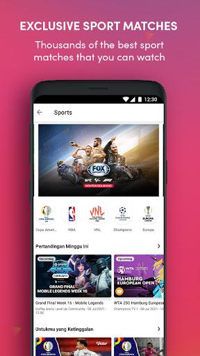 Vidio - Watch Video, TV & Live Streaming apktram screenshots 2