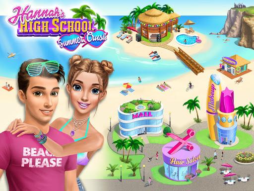 Hannah's High School Summer Crush - Teen Date 4.0.10006 screenshots 16