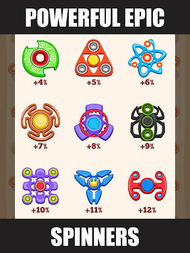 Spinner Evolution - Merge Fidget Spinners! apkdebit screenshots 13