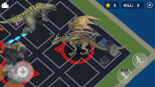 Godzilla vs Kong : Dragon invasion hack tool