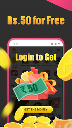 Roz Dhan: Earn Wallet cash, Read News & Play Games android2mod screenshots 1