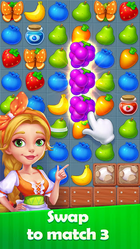 Garden Fruit Legend 6.7.5038 screenshots 2