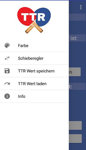 ttr rechner screenshot 2