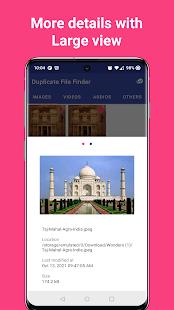 Duplicate File Finder Remover Screenshot