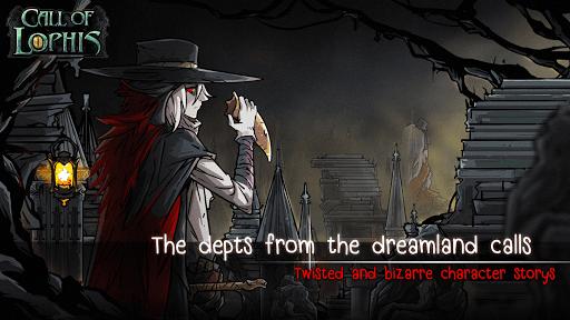 Lophis Roguelike:Card RPG game,Darkest Dungeon apkdebit screenshots 3